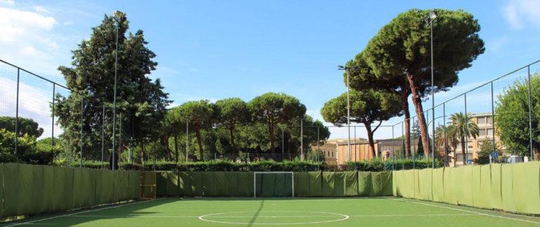 Roma, lo sport si mette in rete