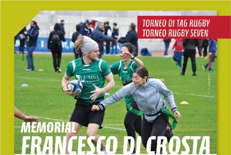 Rugby per tutti e Memorial Francesco Crosta