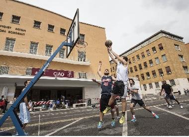 Riparte la quarta edizione del Campionato di basket maschile